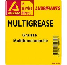 Graisse MULTIGREASE 50KG