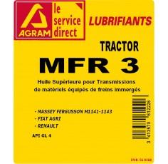Huile transmission TRACTANS MFR3 25L