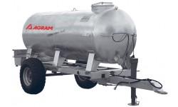 Citerne à eau remorque - Cuve de 2000 à 5000 Litres