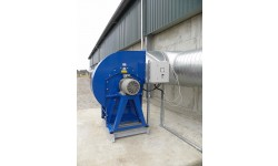Ventilateurs centrifuges - AIR WIND