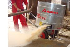 Epandeur pour logette et batiment d'élevage / AG MAXI