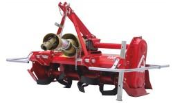 Fraise rotative pour micro tracteur (0,85 à 1,25 m) livrée avec cardan