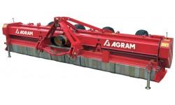 """Broyeur AGRAM TSR """"TITAN"""" de 3,20 m à 6 m"""