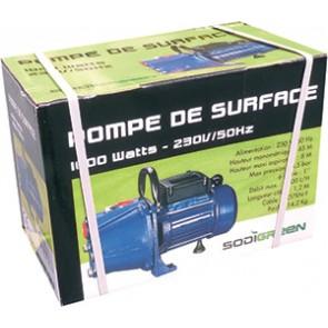 POMPE DE SURFACE-FONTE-1000W