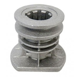 SUPPORT DE LAME GGP diamètre 25 mm HT 69 PROF ALES 45 EXCA122465608/1