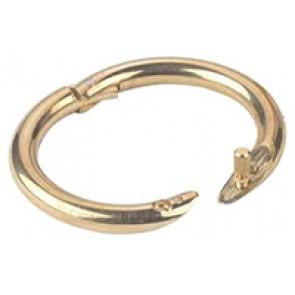 Vis laiton pour anneau métal cuivre