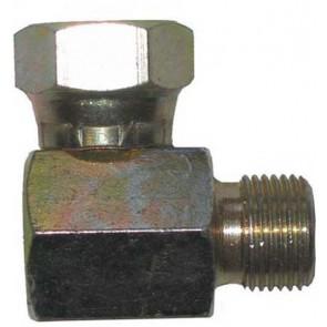 3/8 ''x 3/8'' BSP 90 'Comp. Coude M & F