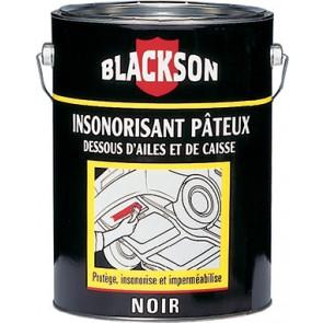 INSONORISANT BLACKSONE POUR DESSOUS AILE+CAISSE 1KG