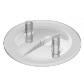 Couvercle de seau à lait transparent, 2