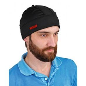 Bonnet anti-odeurs unisexe noir, taille S/M