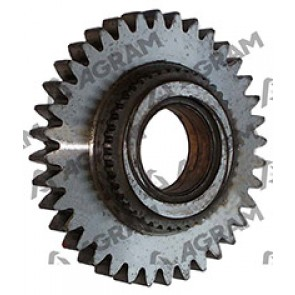Pignon de transmission 36 dents Massey Ferguson 590, 1200, 1250