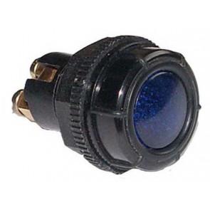 Lampe d'Avertissement bleue pour tableau de bord