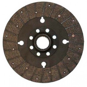 """PTO Disc 10 """" Beaux cannelé 1 5/8"""" 25"