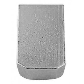 Cale neutre pointe ronde  taille 7mm