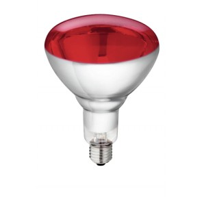 """Lampe IR """"Philips""""250W 240v rouge, ve"