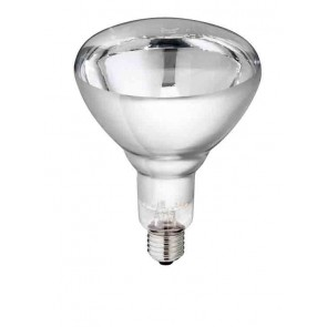 """""""Lampe IR """"""""Philips""""""""150W 240v blanche,v"""