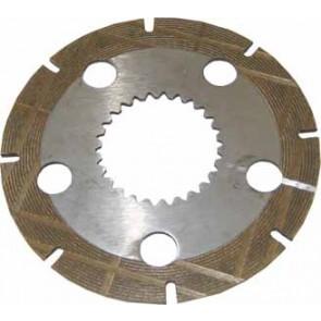 Disque de frein 305x70,5mm 15 cannelures David Brown 1490