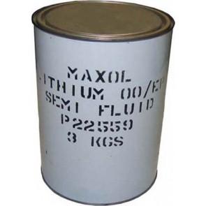 Graisse 3 Kgs. EP00 liquide