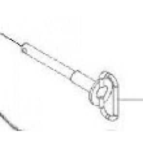 AXE attelage inférieur broyeur TS Prairial
