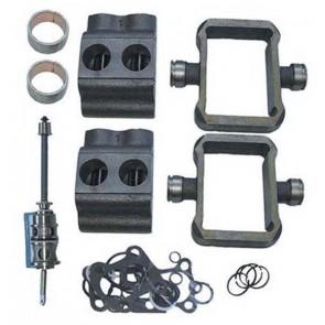 Réparation de la pompe hydraulique kit MF165 188 MK3