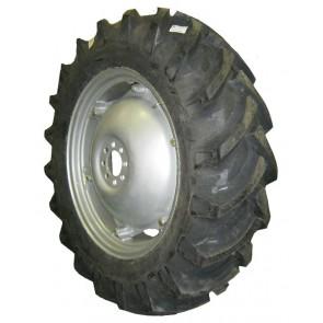 Jante roue complète 11 x 28 c / w Tyre RH