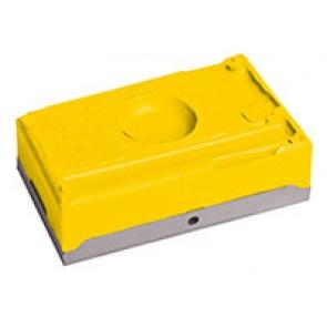 Bloc marqueur jaune bélier