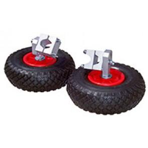 Support de roue pour brouette 2er-Set