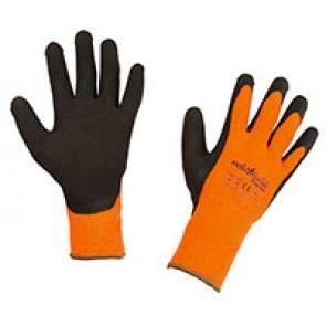 Gants PowerGrab Thermo Taille 7 orange