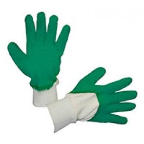 Gants latex, ProLaTex, verts T. 8, rugue