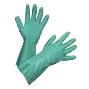 Gants de ménage Vinyl vert T10/XL