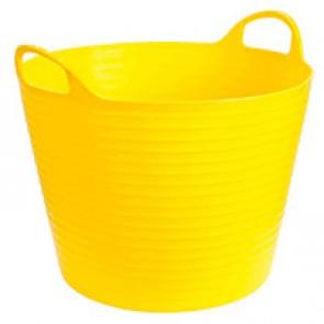 Seau flexible Flexbag 28 l, jaune