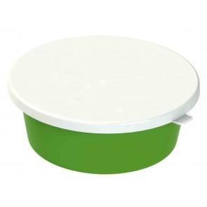 Couvercle pour mangeoire 5 L blanc
