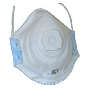 Masque de protection  respiratoire FFP2D lot de 10