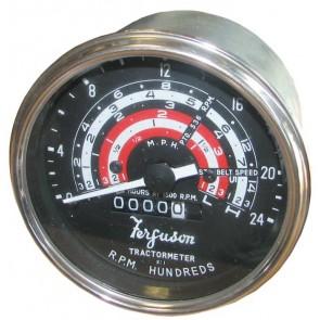 Compte tours et horamètre pour tracteur Massey Ferguson 35