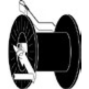 ENROULEUR A POIGNEE  METALLIQUE TAMBOUR DE 17CM LG 350M