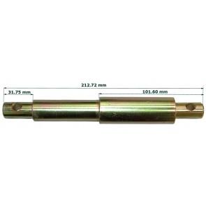 Axe de liaison CAT 1/2 Abaissez (213mm)
