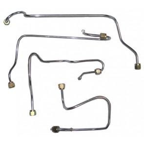 Injecteur Tuyau Set Ford NH 6610 - Jeu de 4
