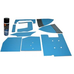 Cabine Kit Mousse Ford NH 6610 - TW35 Costumes cabine Q
