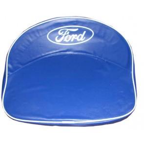 Coussin de siège Ford Logo c / w Bleu
