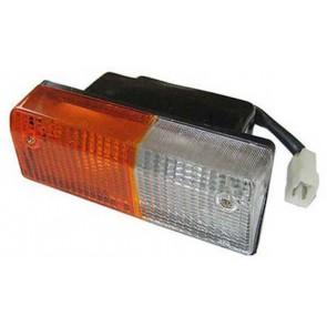 Lampe 600 et Fiat droite - avant