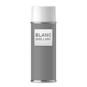 BLANC BRILLANT 400ML