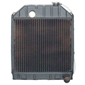 Radiateur Ford/New Holland 2000 3000 4000 - 4 rangs