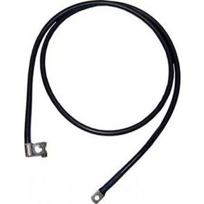 Câble de batterie négatif 2000mm 50mm - Noir