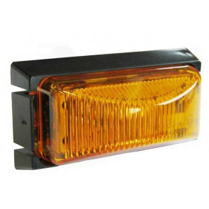 Lampe Side Marker LED Ambre