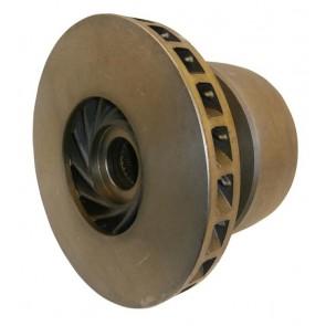 Tambour de frein gauche Diamètre 180mm Deutz-Fahr Agrostar, DX4, DX3, DX6, DX, Agroxtra