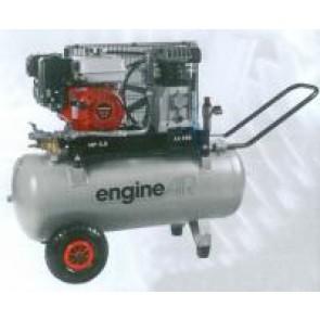 Compresseur autonomes-200l/21m3/5,5cv/10b/essence