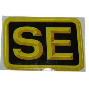 Autocollant John Deere SE 6100 6200 6300 6400 6010