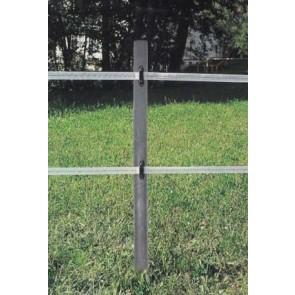 Piquets clôture rond RECYCLES-60x185CM