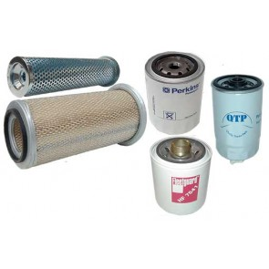 Kit de filtre MF 3050 60 65 70 Filtre Hyd. long