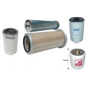 Kit de filtre MF 3075  - Long Filtre Hyd.